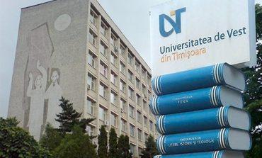Universitatea de Vest Timişoara priveşte cu interes absorbţia universităţii reşiţene!