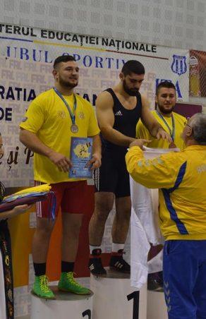 Luptătorii din Reșița participă la  un puternic turneu internațional!