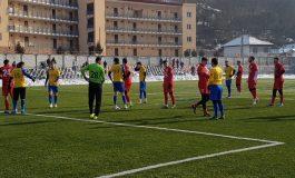 Prestație bună pentru CSM Școlar în disputa cu Viitorul Caransebeș
