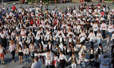 Ia românească, promovată în Centrul Civic din Reșița