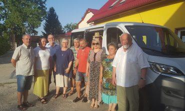 """Donație pentru copiii din Centrul de Plasament """"Casa Noastră"""" Zăgujeni"""