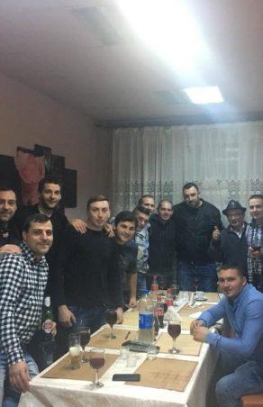 Chef de chef  cu A.S. Steaua Dunării Pojejena