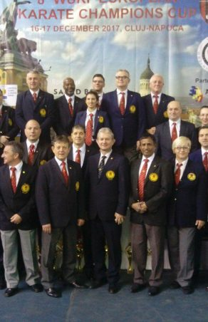 """Karateka lui Zoltan Lipan, pe podium la """"Cupa Campionilor Europeni"""""""