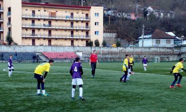 """Final în cadrul proiectului """"Viitorul Fotbalului Cărășan"""""""