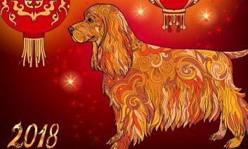 """2018 - """"Anul câinelui"""""""