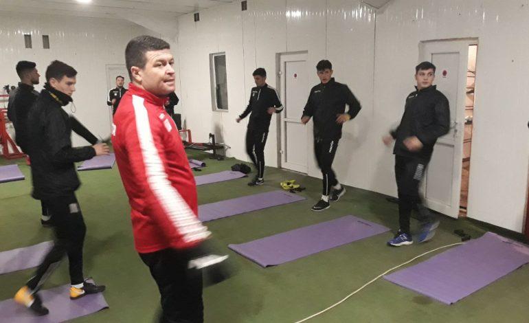 Meci amical în Valea Domanului! CSM Reșița, în duel cu Ripensia Timișoara!