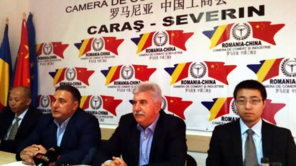 Chinezii în vizită la Moldova Nouă!