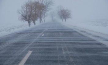 Mai multe localități vizate de o avertizare cod galben în Caraş-Severin.