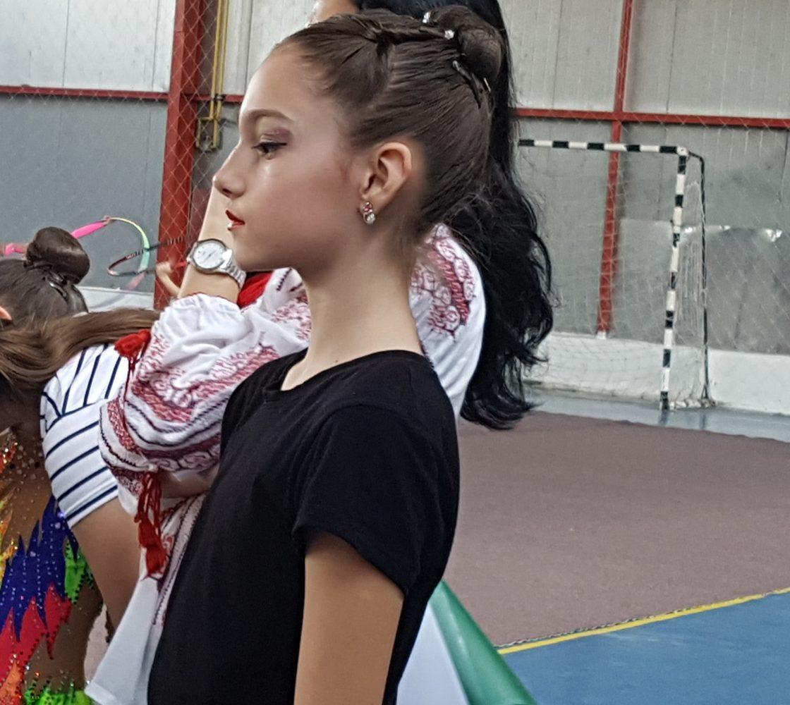 """Spectacol la superlativ! Gimnastele de la CSȘ Reșița, cele mai bune la """"Cupa Primăverii""""!"""