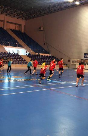 Handbaliștii reșițeni merg în faza semifinală a Campionatului Național de juniori IV!