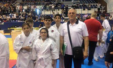 """Campionatul Național """"Para Karate"""", a adus medalii la Reșița!"""