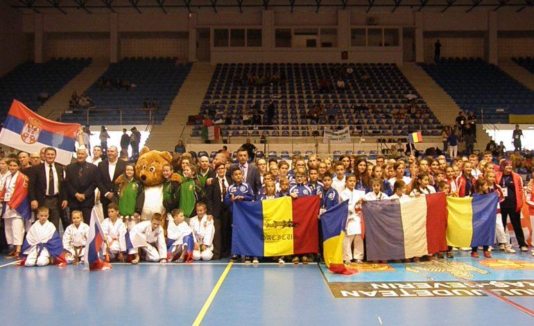 Cupa Europeană WKC la karate, un real succes! Copiii României au fost cei mai buni!