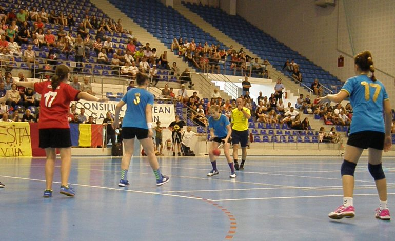 Performanță : Aur la Turneul Final, pentru handbalistele de la Traian Vuia!