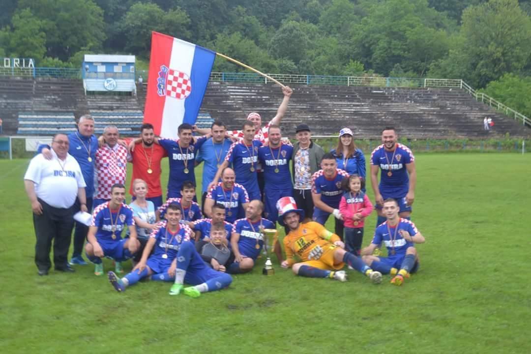 Surpriză uriașă în faza finală a Cupei României din Caraș! Croația Clocotici este campioană!