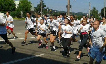 """Peste 600 de participanți au alergat la Crosul Național """"Ziua Olimpică"""" Reșița 2018!"""