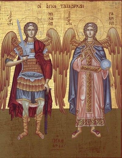 Sfinţii Mihail şi Gavriil sunt sărbătoriți de credincioşii ortodocşi şi greco-catolici pe data de 8 noiembrie