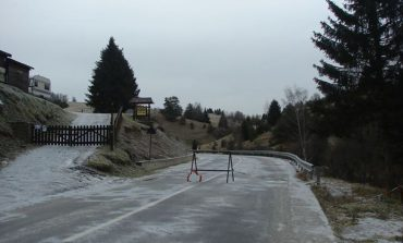 Iarna închide drumuri județene
