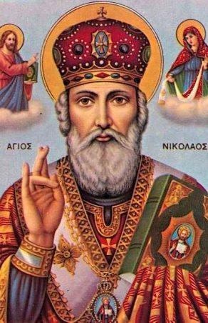 Moș Nicolae,  pe buzele tuturor…..