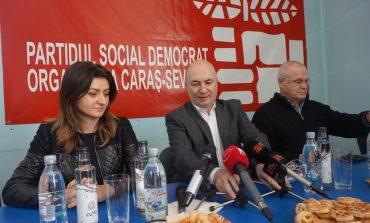 Predare de ștafetă la PSD Caraș-Severin