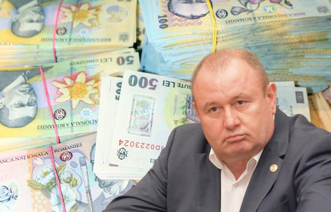 Mocioalcă a plecat prea devreme, vin bani în Caraș-Severin!
