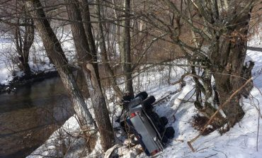 Grav accident pe DN57B