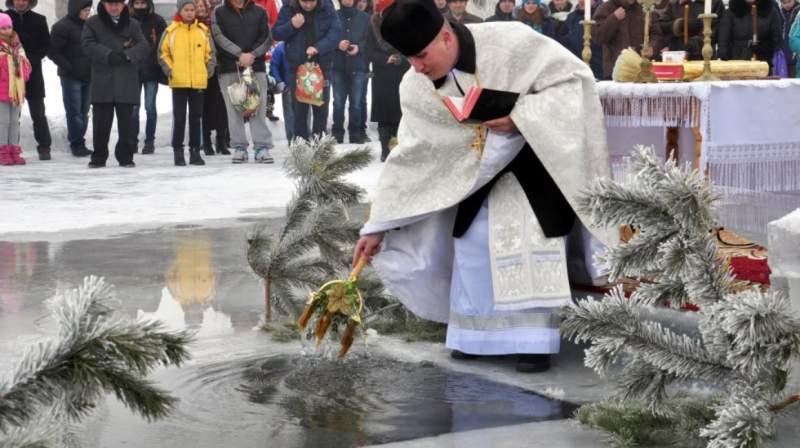 Boboteaza, ziua în care se sfințesc toate apele