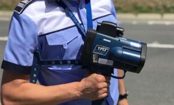 Radarele politiei pot ramane ascunse,decizie CCR!