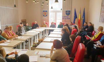 Conferință județeană de sindicat în Caraș-Severin, pe tema modificării Legii salarizării