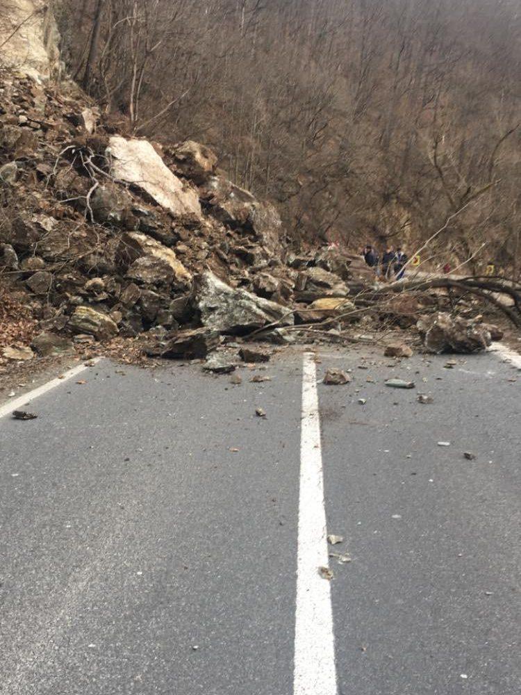 Circulatie blocata pe ruta Resita – Timisoara!