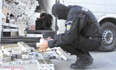 DIICOT Caras-Severin,a destructurat o retea de contrabanda cu tigari!