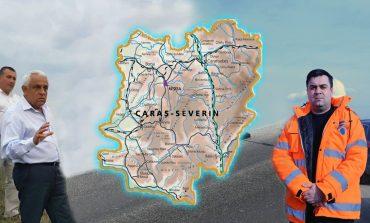 Caraș-Severinul sub asaltul miniștrilor