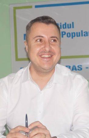 Liberalii aruncă mănușa, cer revocarea lui Ionuț Popovici din funcția de vicepreședinte