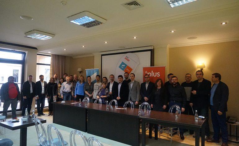 Alianța USR-PLUS 2020 vrea prima poziție la alegerile europarlamentare