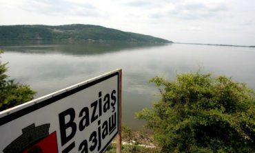 Debitul Dunarii in scadere la intrare tara