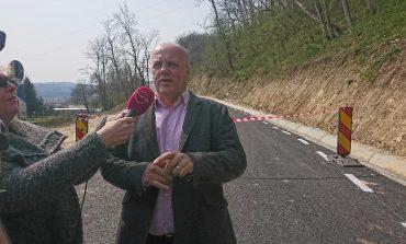 Legătura rutieră dintre Triaj şi Dealul Lupacului a fost inaugurată.