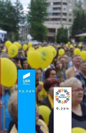 Liberalii castiga Alegerile Europarlamentare din Caras-Severin