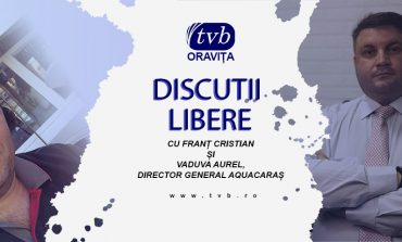 Aurel Văduva vine la Discuții libere la Oravița TV