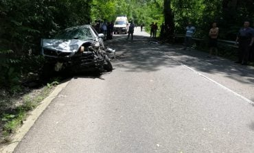 Accident mortal pe DN 6